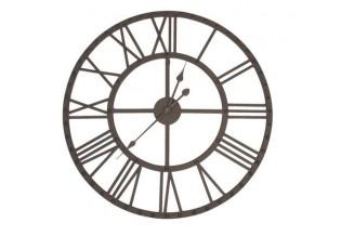 Kovové hodiny - Ø 70*5 cm