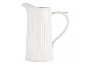 Krémový džbán Pure Line - 19*11*23 cm