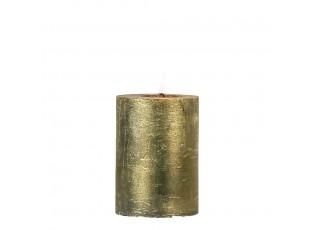 Zlatá svíčka Gold XS - 5*5*8cm