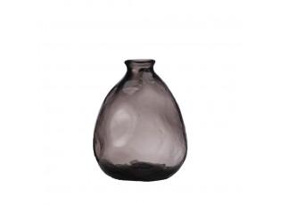 Světle šedá váza Evelyne - 16*16*19cm