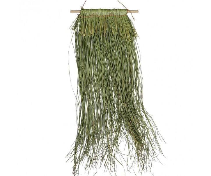 Závěsná dekorace mořské trávy - 55*120cm