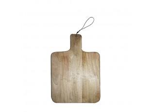 Kuchyňské prkénko z mangového dřeva - 35 cm