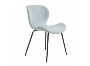 Mintová jídelní židle VIOLET - 57*51*78 cm