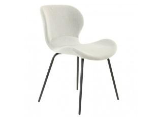 Béžová jídelní židle VIOLET - 57*51*78 cm