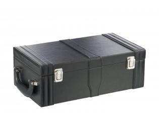 Piknikový kufřík na 2 láhve vína - 37*21*13 cm