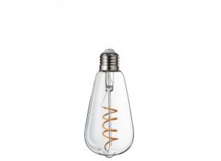 Žárovka Alina LED - 6,5*6,5*14,5 cm / E27