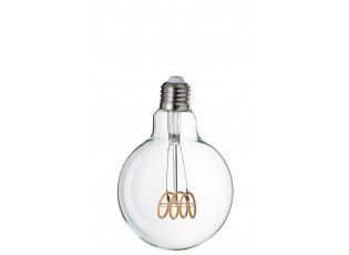 Žárovka Quad Loopy LED - 10*10*14 cm / E27