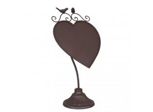 Tabule srdce - 23*16*42 cm