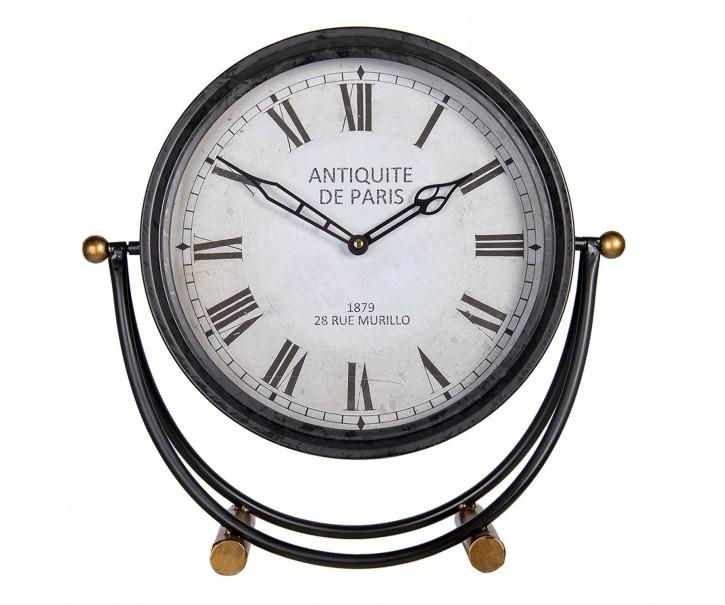 Stolní hodiny Rue Murillo - 40*13*36 cm