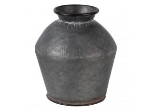 Kovová dekorační váza Moisés L - Ø 39*38 cm
