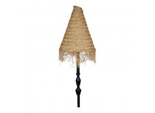 Přírodní stínidlo na lampu z mořské trávy Seagra - 30,5*30,5*43,5cm