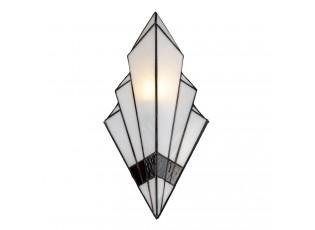 Nástěnná lampa Tiffany Trinagl - 23*13*43 cm E27/max 1*40W