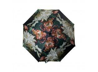 Deštník s květinami a ovocem - 105*105*88cm