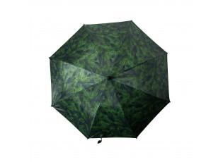 Deštník s větvičkami s jehličím - 105*105*88cm