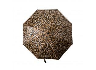 Leopardí deštník - 105*105*88cm
