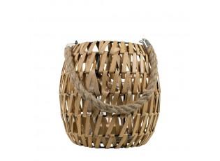 Závěsná pletená lucerna Mabel 20cm - 20*20*20cm