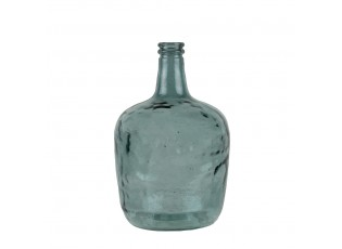 Modrý skleněný džbánek Taupe 8L - 36,5*21*21cm