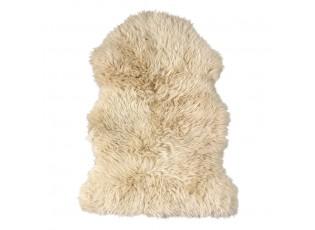 Béžová dekorativní kožešina Ovis - 65*100*5cm