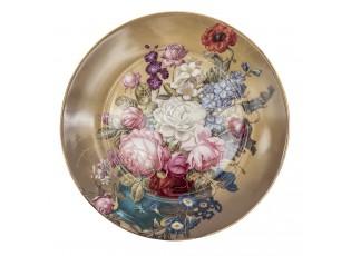 Dezertní talíř Flower Sun - Ø20*2 cm