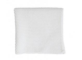 Krémová bavlněná mycí utěrka Pearlknit - 25*25 cm