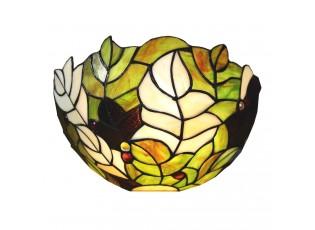 Nástěnná Tiffany lampa Mireille  - 31*15*21 cm