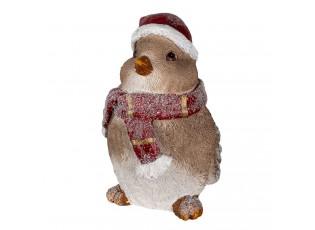 Dekorace vánoční ptáček - 43*23*41 cm