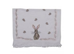 Kuchyňský froté ručník s králíkem - 40*66 cm
