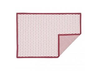 Textilní prostírání (6 ks) - 48*33 cm