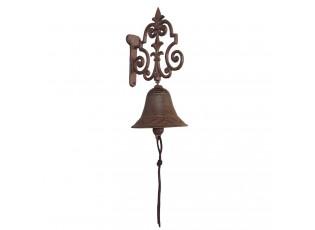 Litinový zvonek - 24.5*11*15.5 cm