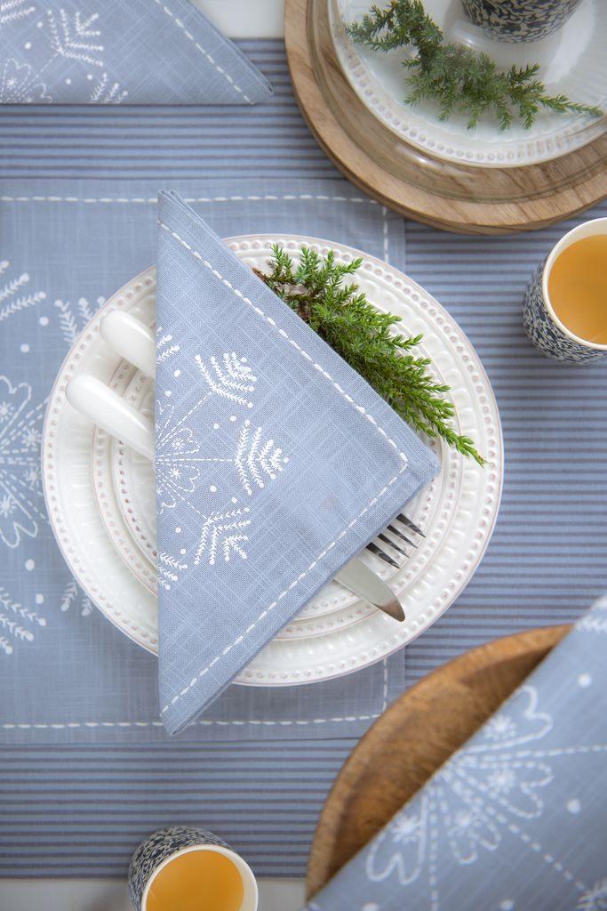 Vánoční textil do kuchyně