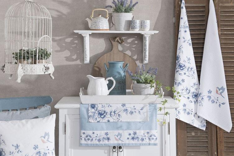 Limitované série textilu, nádobí i nábytku - poslední tečka k dokonalosti!